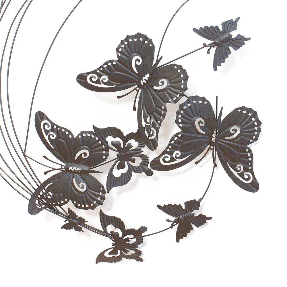 """Настенное украшение """"Бабочки"""""""