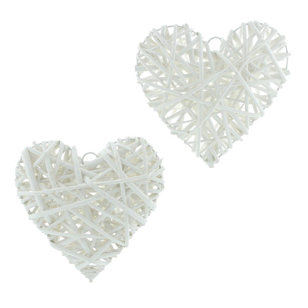 """Подвески декоративные """"Сердечки"""", 2 штуки [02916] Подвески декоративные """"Сердечки"""", 2шт."""