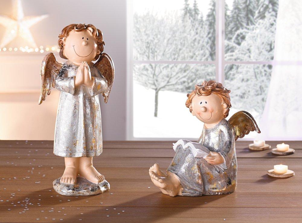 "Декоративная фигурка ""Ангелочек молящийся"""