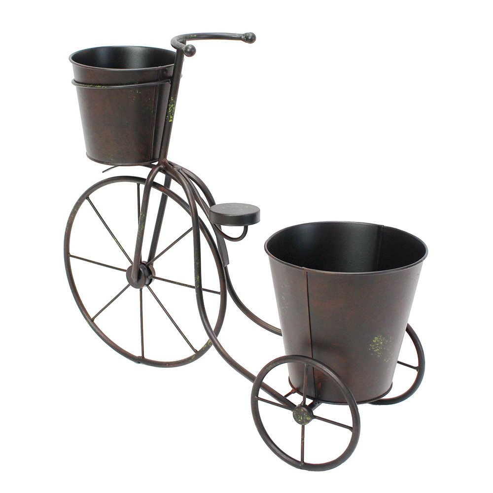 """Подставка для цветов """"Велосипед"""", металл [03886] Подставка для цветов """"Велосипед"""", металл"""