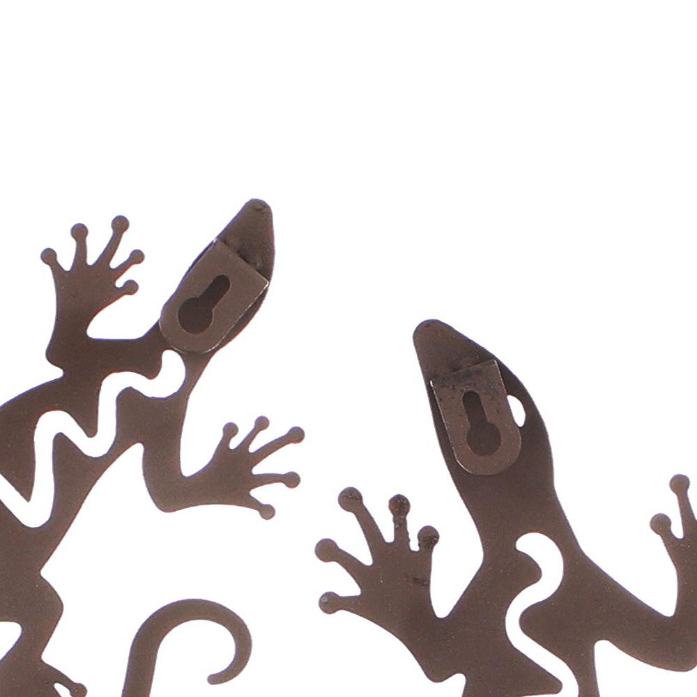 """Декоративные фигуры """"Ящерицы Геко"""", 2 штуки [04266] Декоративные фигуры """"Ящерицы Геко"""", 2 шт"""
