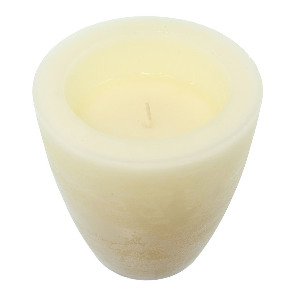 """Ароматизировнная свеча """"Ваниль"""", большая"""