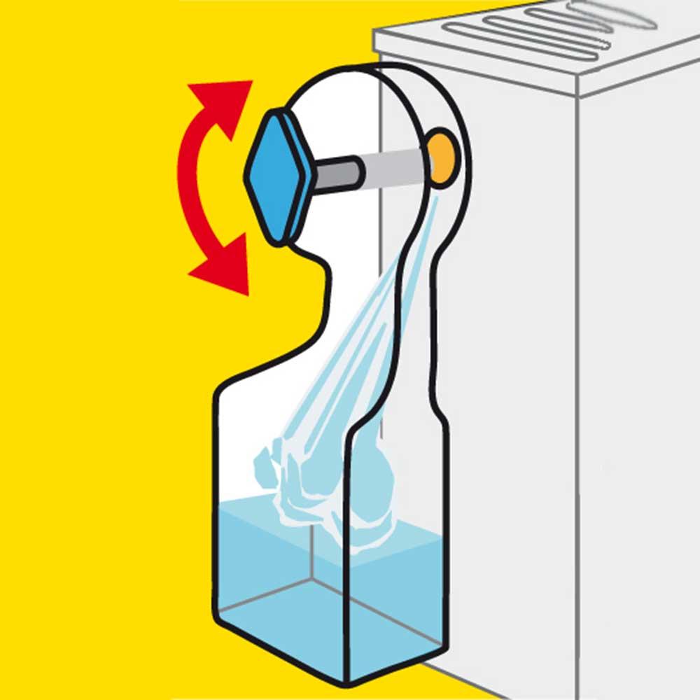 Приспособление для спуска воздуха из радиаторов