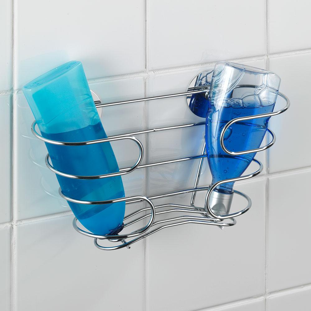 Полочка для шампуня настенная Turbo - Loc