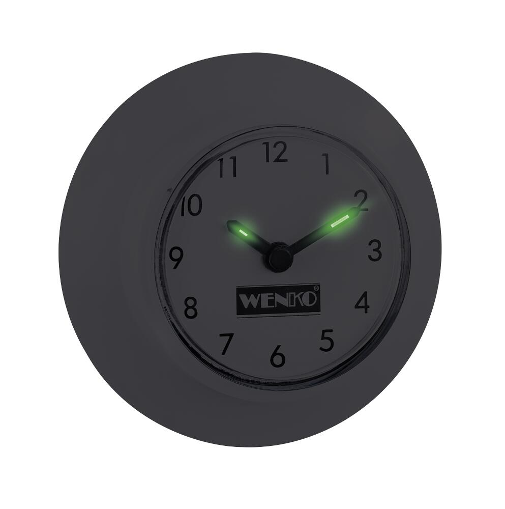 Часы для ванной