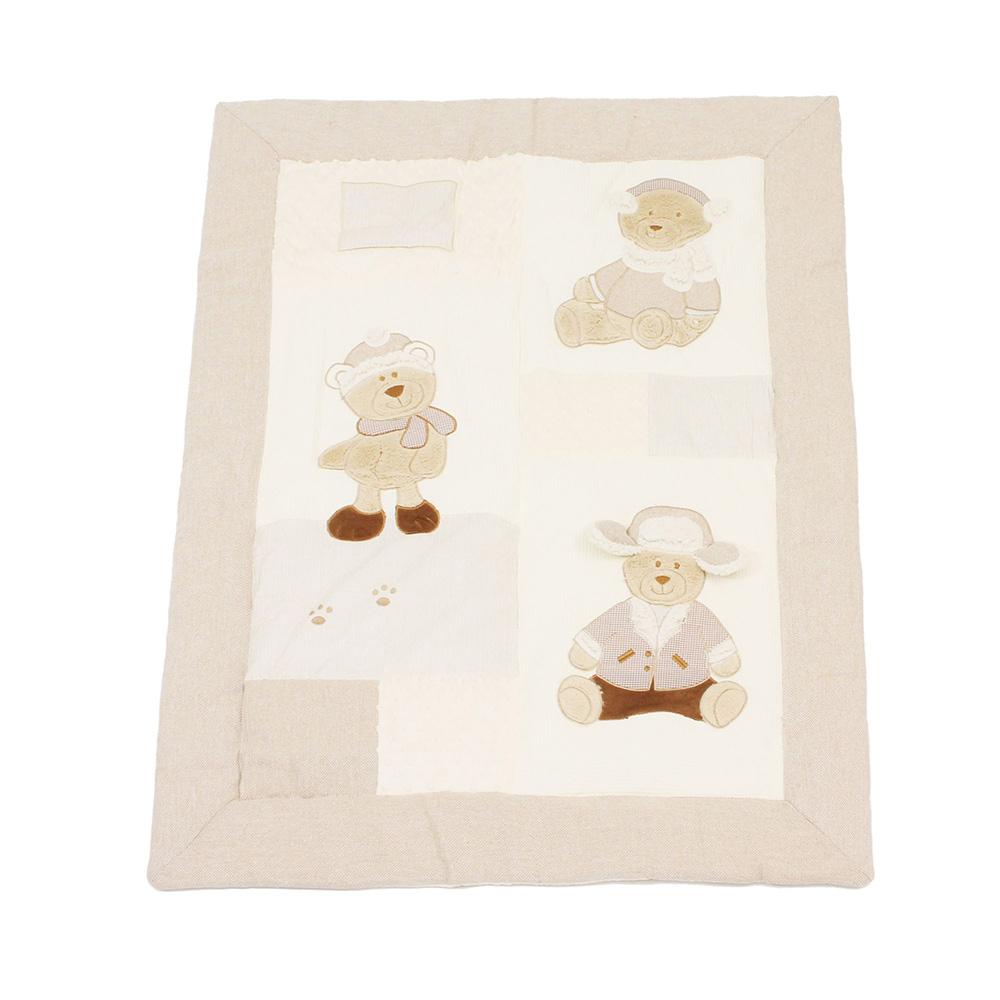 """Одеяло для малышей """"Медвежата"""""""