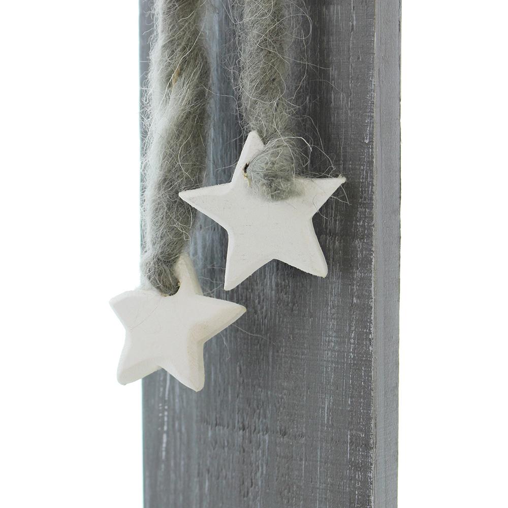 """Декоративная фигура """"Колонна-свеча"""", высота 57см"""