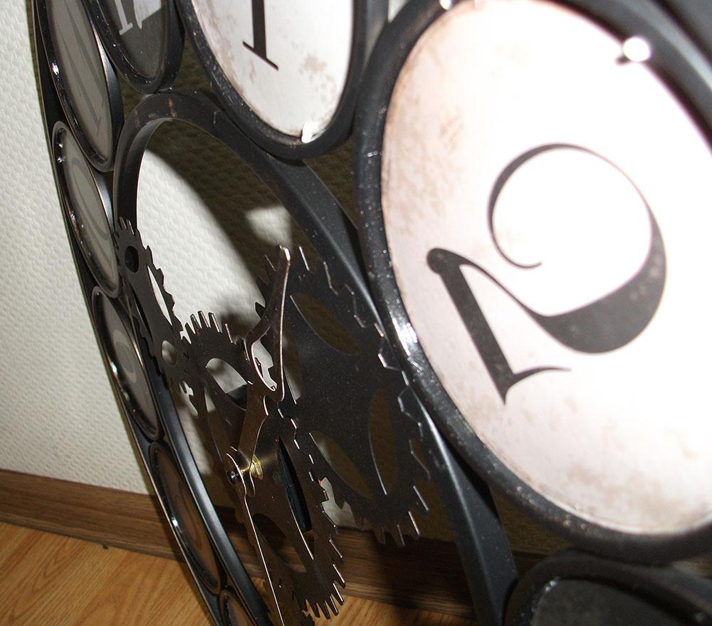 """Часы настенные """"Old Tower"""" - циферблат"""
