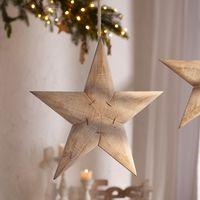 """Подвесная декоративная фигура """"Звезда"""", диаметр 49 см"""