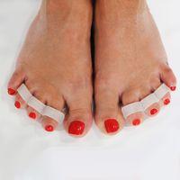 Разделители для пальцев ног с 3-мя делениями, 2 штуки [06754],