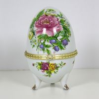 "Декоративная фигура ""Фарфоровое яйцо XL"" [06762],"