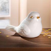"""Декоративная фигура """"Птица с золотым клювом"""" [07017],"""