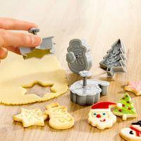 """Формочки для печенья 3 D """"Рождество"""" [07134],"""