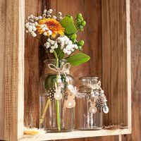 """Декоративные вазы """"Зайчики с перышками"""", 2 штуки [07205],"""