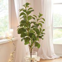 """Декоративное растение """"Ветка с листьями"""" [07216],"""