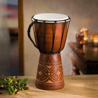 """Декоративное украшение """"Африканский барабан"""" [07283],"""