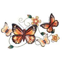 """Настенное украшение """"Бабочки"""" [07370],"""