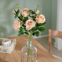 """Декоративные цветы """"Розы"""", 2 штуки [07391],"""