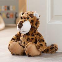 """Стоппер для двери """"Маленький леопард"""" [07434],"""