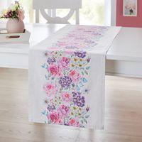 """Дорожка на стол """"Букет цветов"""" [07437],"""