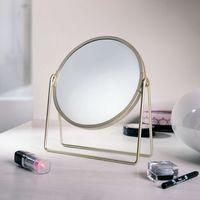 """Косметическое зеркало """"Золото"""" [07641],"""