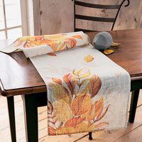 """Дорожка на стол """"Осенние листья"""" [07707],"""