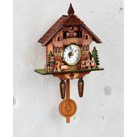 """Часы настенные с маятником """"Шварцвальд"""" [07759],"""