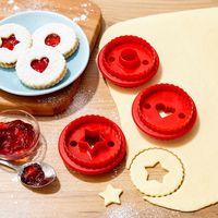 Формы для печенья, 3 шт. [07830],