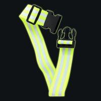 Ремень безопасности светоотражающий, 2 шт. [07919],