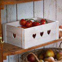 """Ящик для хранения """"Сердечки"""" [07967],"""