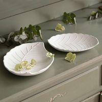 """Декоративные блюда """"Листья"""", 2 штуки [08022],"""