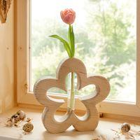"Декоративная фигура с вазочкой ""Цветок"" [08072],"