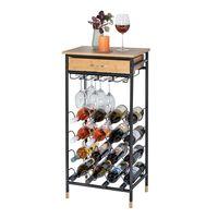 """Подставка для вина """"Loft"""", для 16 бутылок [08220],"""