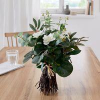 """Декоративные цветы """"Букет из белых цветов"""" [08318],"""