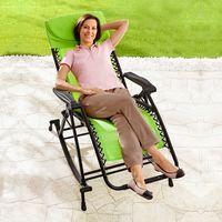 """Кресло - качалка """"Vario"""", зеленое [08325],"""