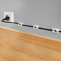 Фиксаторы для кабеля, 12 штук [08329],