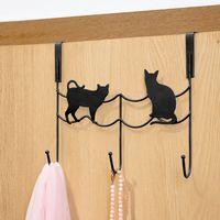 """Вешалка на дверь """"Кошки"""" [08331],"""