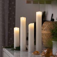 """Декоративные свечи LED """"Elegance"""", 4 штуки [08545],"""