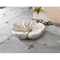 """Декоративный цветок """"Флорис"""", камень, диаметр 41 см"""
