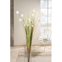 """Декоративные цветы """"Белые шары"""", 4 штуки [03816],"""