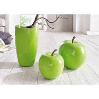 """Декоративное яблоко """"Зеленая линия"""" Д21см"""