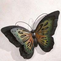 """Декоративная бабочка """"Многоцветие"""""""