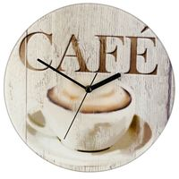 Настенные часы CafeД 27см