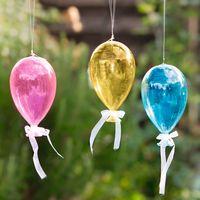 """Подвесные украшения """"Цветные шары"""", 3шт."""