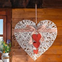 """Подвесное украшение """"Сердце любви"""""""