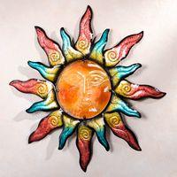 """Настенное украшение """"Солнце"""""""