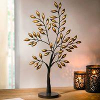 "Декоративное дерево ""Блеск золота"""