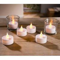 """Светодиодные светильники  """"Чайные свечи"""", 6шт."""