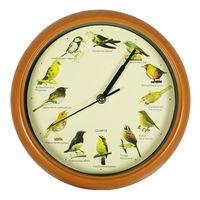 """Часы настенные """"Птичье пение"""""""