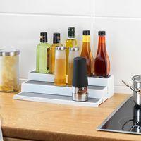 Кухонная полочка-лесенка